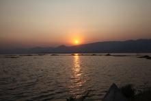 Inlé - Sunset